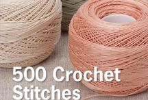 500 CROCHET PATTERNS
