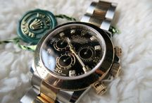Rolex Cosmograph Daytona 116523 Black Diamonds