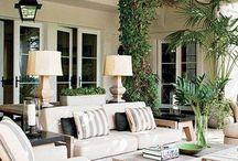 Muebles Jardin Rustico