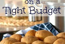 Tips and Tricks for a tight Budget!