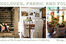 My Style-- Indoor Spaces and Decorating / by Tammy Kenagy
