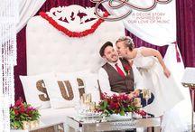 """""""Sugar"""" - A Real Weddings Styled Photo Shoot"""