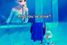 Disney! ⛄️
