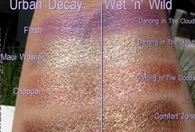 Makeup / by Celinda Kendrick Vinson