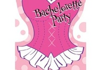 It's a Bachelorette Thing / It's your last night out as a single lady, so make it count! Find our favorite bachelorette party ideas, and shop the party supplies here: http://www.partyify.com/bachelorette-party-supplies.aspx?afid=2
