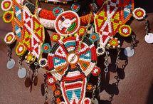 Африканские принты