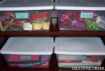 organizing / by Dianne Rimorin