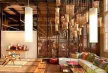 Interior - Modern Tropic