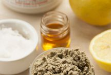 DIY Beauty / Home-made cosmetic using natural ingredients. My favorite coconut oil playing the major role!