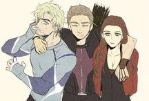 Marvel Comics Family