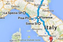 Spring holiday in Italy and Croatia / Planning a trip to Italy and Croatia with my daughter and my parents on April/May 2015