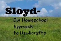 CM - Sloyd - Handcrafts