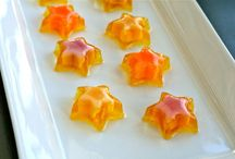 Tickle me Jell-o; Alcoholic Beverages/Candies