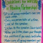 Reading Partnership Must Haves / by Becky Godsey