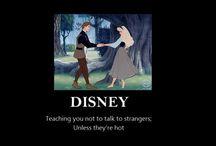 Disney Girls / by Rebecca Allgood