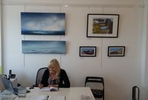 Exhibitions / Exhibitions with current Chalk Artists both home and away from the Gallery.