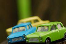 Virtual Car Box of Fritz / Einige Autos und andere Vehikel, die mein Sohn und ich online aus seiner Autokiste heraus gespiegelt haben. Alles schon etwas älter. Heute sind die Interessen teilweise anders.