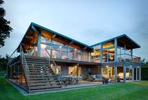Architectural Inspiration / Homes I like