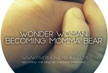 Over Heaven's Hill Parenting Blog / Parenting Blog Over Heaven's Hill