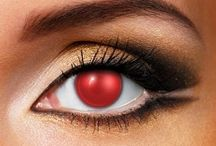 Vampire Lenses / Sink your fangs into our extensive range of Vampire style Lenses!