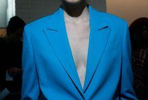 Tailoring / Tailoring inspiration from London Fashion Week & London Fashion Week Men's.