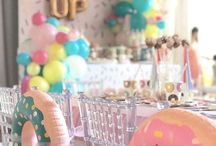 Kids themed party
