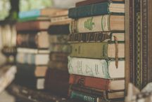 BOOKS AND SUCH / Books I've read, books I'm planning to read, images of books, quotes from books, quotes about books, ... Practically anything about books.. Yeah..