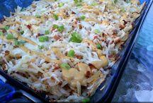 Recipes - Casseroles / Easy and delicious casseroles.