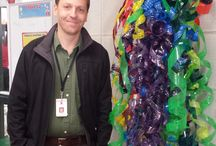 Art Projects / Art projects created by district students and staff