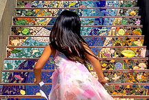 Mosaic tiles / Mosaic tiles - #Mosaic tiles for DIY crafts - Tutorials