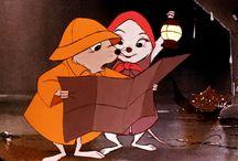 Disney : Bernard et Bianca