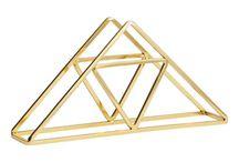 Brass wire objects