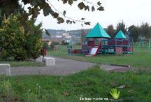 Parques Infantiles para crios en Asturias