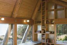 archi drewno inspiracje