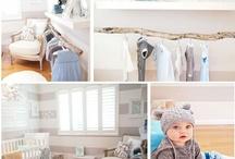 Nursery/kids room / by Brittany Olson