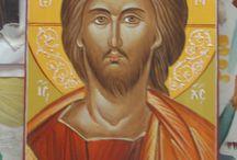 αγιογραφιες / Βυζαντινές Αγιογραφίες δια χειρός Ιωάννη Κανελλάκη