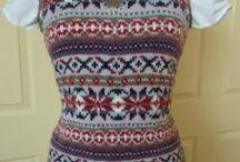1940s knitting