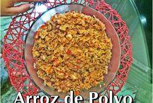 Receita do meu Arroz de Polvo / Venham aprender a minha receita de Arroz de Polvo, uma delícia!!! http://camilazivit.com.br/receita-do-meu-arroz-de-polvo/