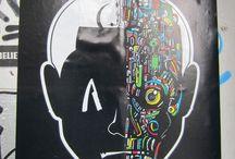 Hate grafitti love street art / by Johan Jongkind