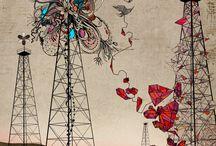 Illustration / by Simon Moolman
