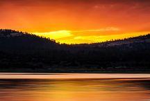 maisema / Kauniita maisemia, joista saa inspiratiota esim. Maalauksiin.