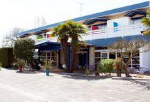 Hotel du Porge / Hotel du Porge, hotel entre Lacanau et Bassin d'Arcachon, ouvert toute l'année