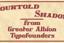 Courtold Shadow Font Download