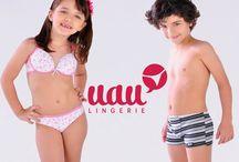 Kids! / Tudo para os meninos e meninas. / by Uau Lingerie
