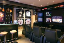 Man cave ideas for Jorgie / by Sunni Hidalgo Sanchez