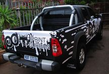 Vehicle Branding / Car Wrapping / Want Signage on your car, check out work we have done, and inspiration for you.