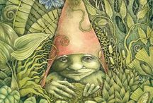 Gnomes and Elves / by Patricia Heinrichs
