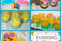 Bday party ideas / by Jennifer Bryant