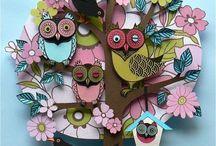Owl stuff / design