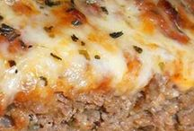 Hearty meals / Casseroles